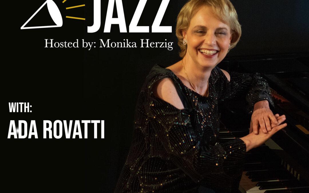 Talking Jazz – Ada Rovatti